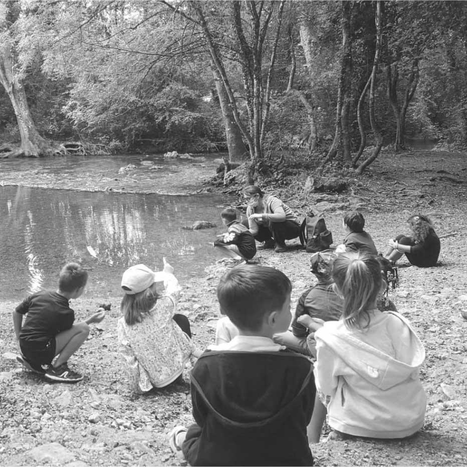 enfance automne gibauderie