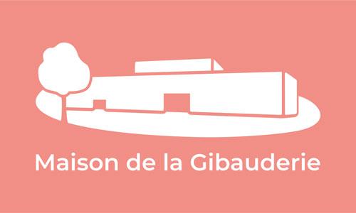 Logo de la Maison de la Gibauderie à Poitiers (86)